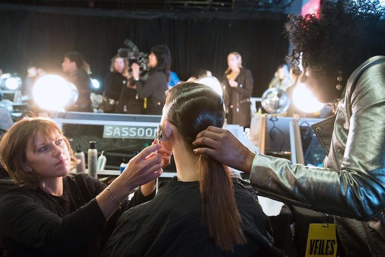 Sassoon hair salon new york